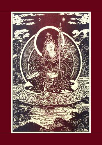 Guru Rinpoche ~ Cloth Print