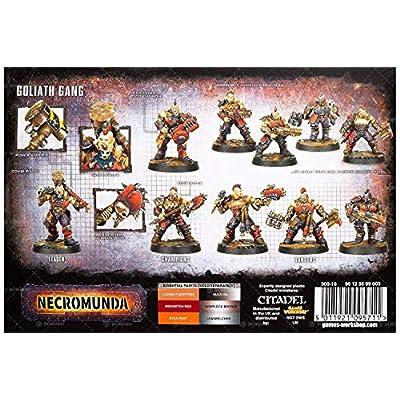 Games Workshop Necromunda: Goliath Gang: Toys & Games