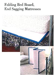 "Mattress Support Folding Bed Boards 24""x60"""
