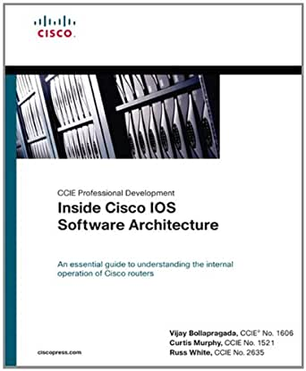 Inside cisco ios software architecture 1 vijay bollapragada russ inside cisco ios software architecture 1st edition kindle edition fandeluxe Gallery