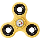 Forever Collectibles Pittsburgh Steelers NFL 3-Way Diztracto Spinner