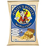 Pirate's Booty Snack Puffs, Aged White Cheddar, 1 Ounce (Pack of 24) Review