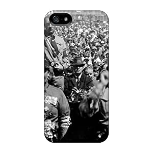 Iphone 5/5s XNx19888YXJx Provide Private Custom Stylish Rise Against Pattern Anti-Scratch Cell-phone Hard Covers -SherriFakhry