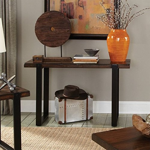 coaster-703429-home-furnishings-sofa-table-vintage-brown-black
