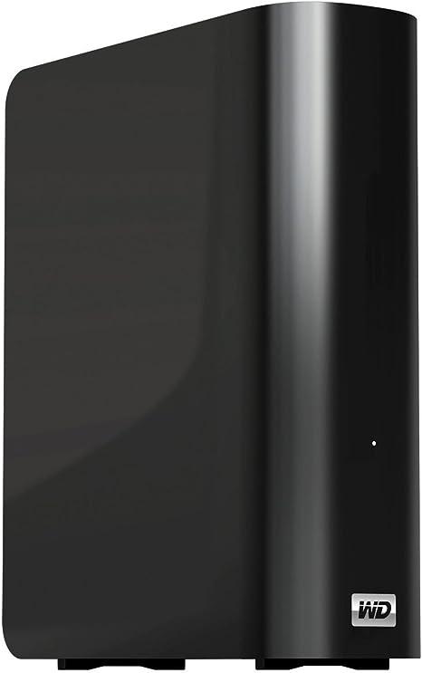 Western Digital 2TB My Book AV TV Externe Festplatte Desktop 3,5 USB3.0 und 2.0 f/ür TV Aufnahmen Flexibles Design f/ür liegende oder stehende Aufstellung reibungslose AV-Wiedergabe USB-Kabel 2 m