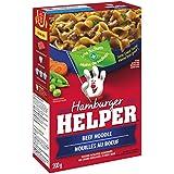 Hamburger Helper Less Sodium Beef Noodle, 200 Gram