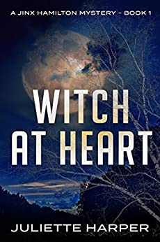 Witch at Heart (A Jinx Hamilton Mystery Book 1) by [Harper, Juliette]