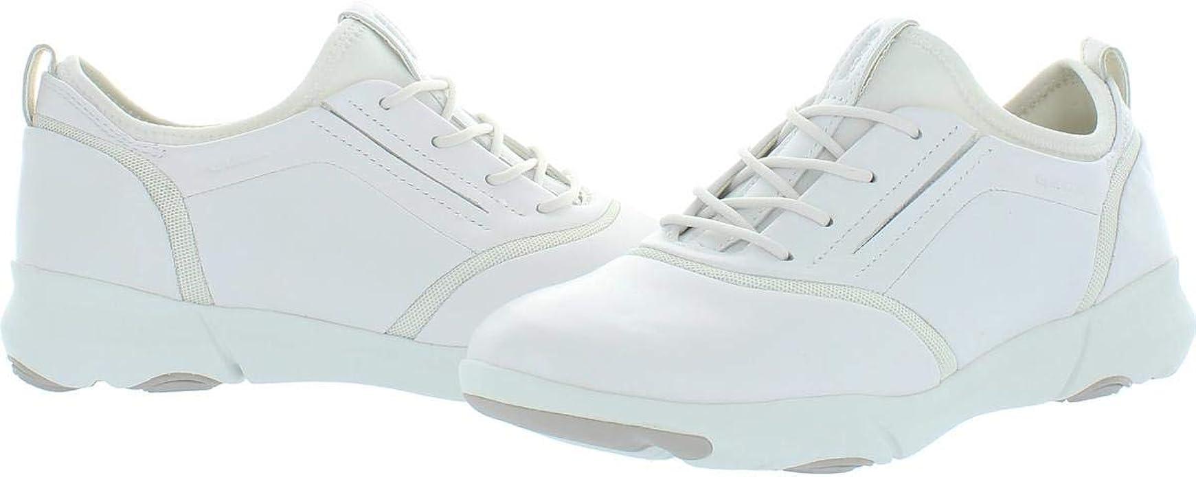 oído Indomable adolescente  Geox D Nebula S A, Baskets Enfiler Femme: Amazon.fr: Chaussures et Sacs