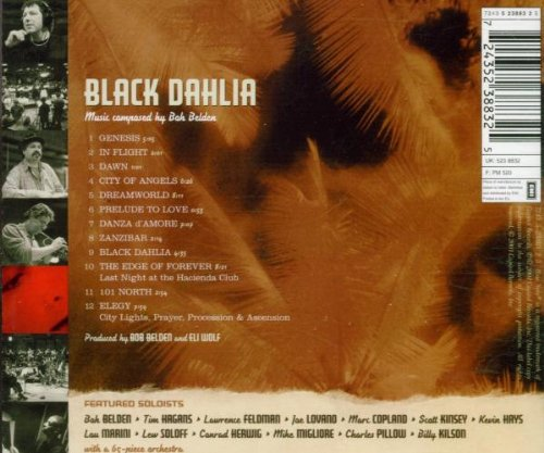 Black Dahlia by Blue Note Records