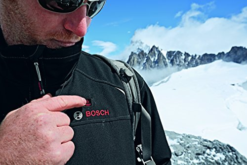 Chaleur Bosch Bosch Chaleur Veste Noir Veste Noir xIwzdtx5q
