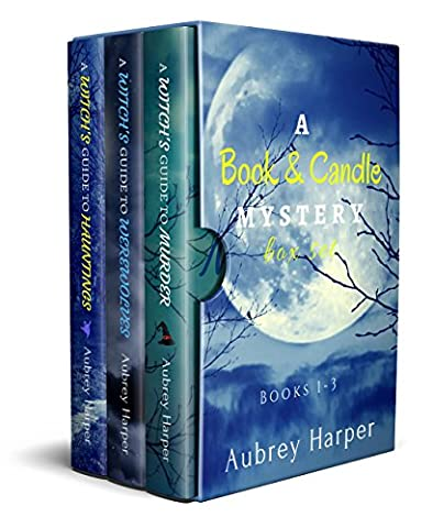 A Book & Candle Mystery Box Set: Books 1-3 (A Witch's Guide to Murder, A Witch's Guide to Werewolves, A Witch's Guide to (Guide To Murder)