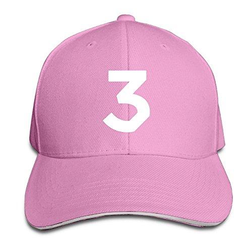5b736e988691f John Deirdre Unisex Chance The Rapper No.3 Coloring Book Sandwich Baseball  Cap