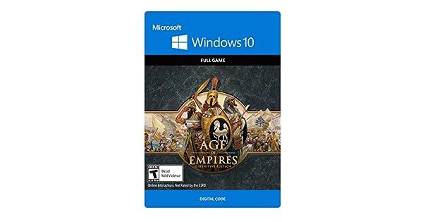 descargar age of empires 2 para windows 10 mega