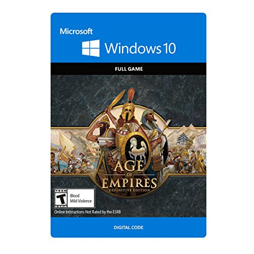 Age of Empires: Definitive Edition - Windows 10 [Digital Code]