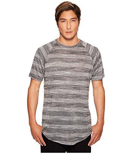 3b48ddacecca28 Publish Men's Koner Raglan Knit T-Shirt Black T-Shirt - Buy Online ...