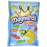 Maynards Swedish Fish Candy, 355 Grams