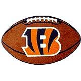 Fanmats Cincinnati Bengals Team Football Mat