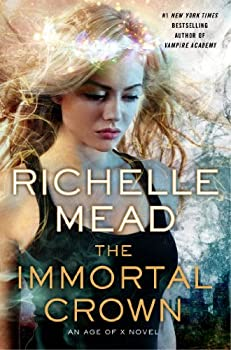 The Immortal Crown 0451469461 Book Cover