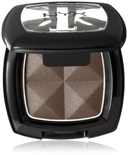 NYX Simple Eye Shadow, Charcoal Brown, 2,4 g
