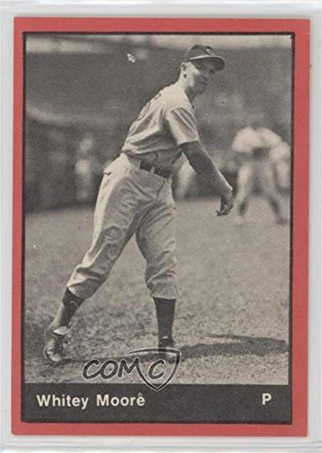 Whitey Moore (Baseball Card) 1977 TCMA 1939-40 Cincinnati Reds - [Base] #44