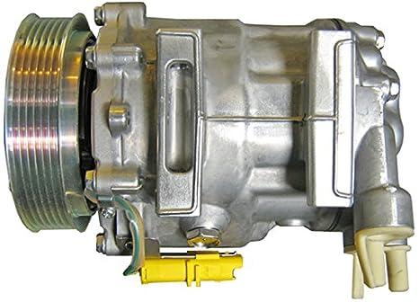 BEHR HELLA SERVICE 8FK 351 316-381 *** PREMIUM LINE *** Compresor, aire acondicionado: Amazon.es: Coche y moto