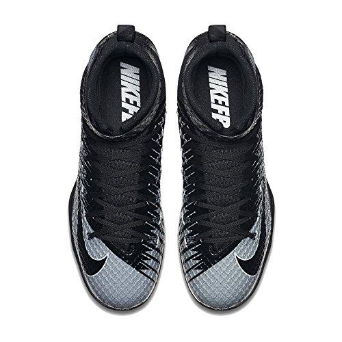 Tacchetta Da Calcio Nike Mens Lunarbeast Elite Nero E Grigio
