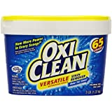 Oxi Clean Versatile Stain Remover, 3 Pound (Pack of 4)