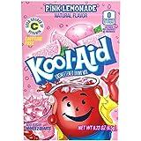 Kool-Aid Unsweetened Pink Lemonade Powdered Drink Mix, 0.23 oz Packet