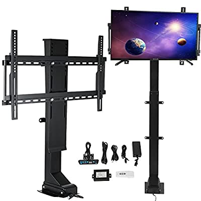 Happybuy Pro Swivel Motorized TV Lift