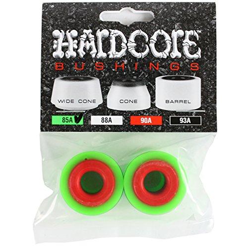 Skate One Hard Core Barrel, Green/Red -