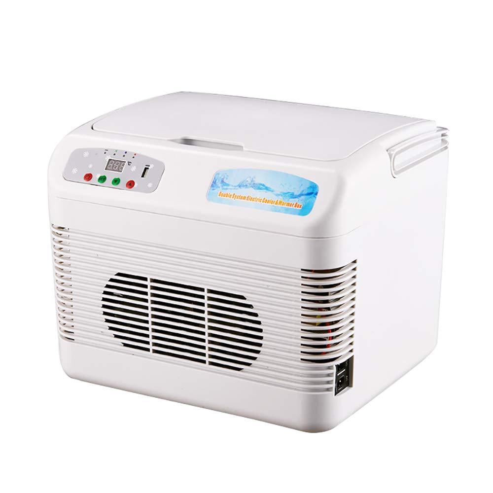12L De Doble Núcleo Refrigeración Clamshell Coche Refrigerador ...