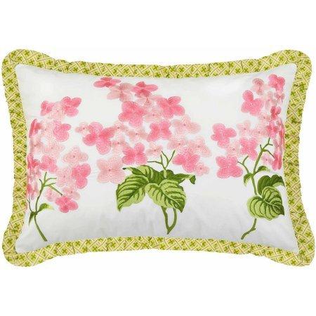 """Emma's Garden 14"""" x 20"""" Decorative Pillow"""