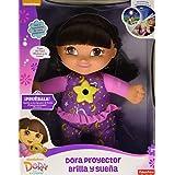 Fisher Price Dora Proyector Brilla y Sueña