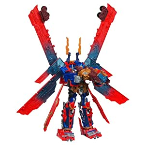 Year Of The Dragon Ultimate Optimus Prime from Transformers