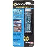 PC Products 25567 PC-Marine Moldable Epoxy Putty, 2 oz Stick, White