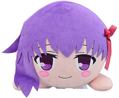 Sega Fate/stay night: The Movie: Heaven's Feel: Sakura Matou Mega Jumbo Nesoberi Stuffed Plush, 15.7