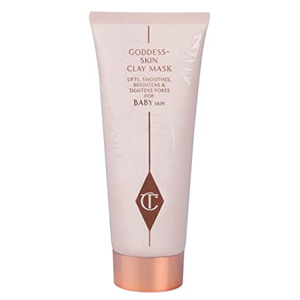 Charlotte Tilbury Goddess Skin Clay Mask 2.53 Oz.
