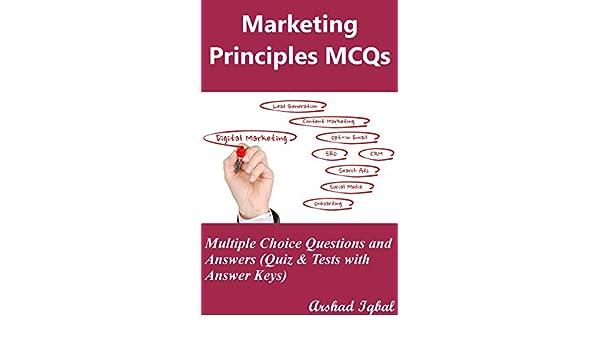 Amazon.com: Marketing Principles MCQs: Multiple Choice Questions ...