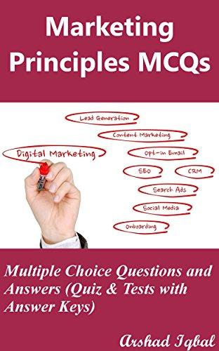 Marketing multiple choice