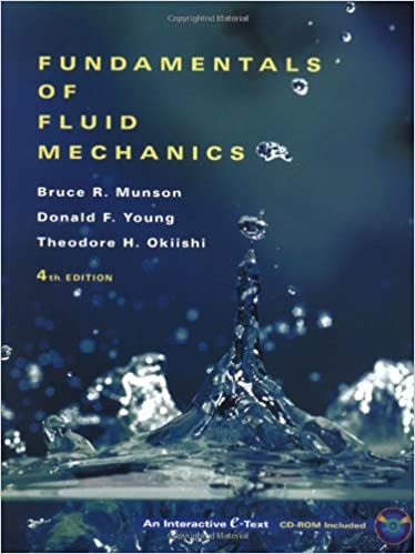 Fundamentals Of Fluid Mechanics Munson Pdf
