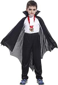 BUY-TO Disfraz de Halloween para Niños Ropa del Diablo Disfraces ...