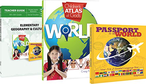 Elementary Geography & Cultures Set
