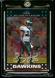 #8: 2007 Topps Chrome Football Card #TC93 Brian Dawkins