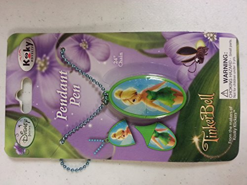 (Tinkerbell Pendant Necklace Pen, Assorted (PNFA-001))