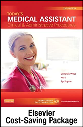 Today's Medical Assistant - Text, Study Guide, and Virtual Medical ...