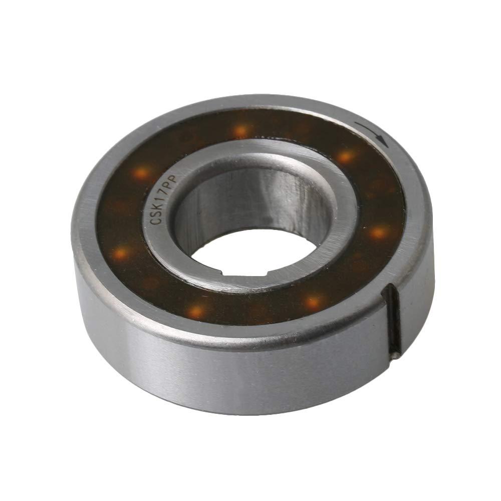 M6190101100 Cnbtr cuscinetto in acciaio cuscinetto unidirezionale con parte interna e esterna Keyways industria di CSK10PP 10x30x9mm