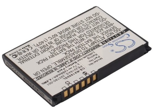 Cameron sino 1200mAh Li-ion Rechargeable Battery PE2018AS 395780-001 398687-001 Replacement For HP iPAQ RX1900 RX1950 RX1955 Pocket PC by Cameron Sino