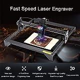 Upgraded Laser Engraver Machine, 5000mW Laser