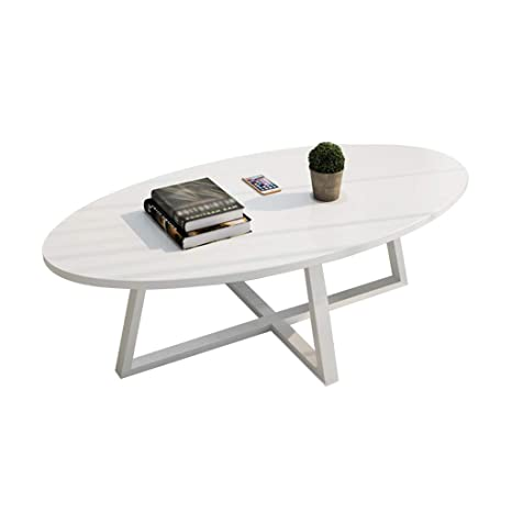 Home Warehouse Table Ovale Longue Salon Decoration Table Basse