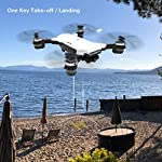 le-idea GPS Drones with 2K HD Camera for Adults,WiFi FPV Live Video RC Quadcopter, GPS Return Home, Altitude Hold, Easy…
